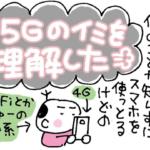 5Gのイミを理解した
