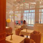 PINK POOL CAFE @ 弘大ホンデ